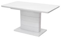 Обеденный стол Дамавер Alta 140 White / DT2000140WHT -