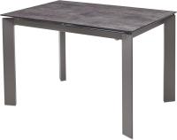 Обеденный стол Дамавер Corner 120 / DECDF5052TVOLC -