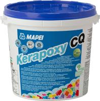 Фуга Mapei Kerapoxy CQ N113 (3кг, темно-серый) -
