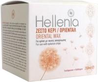 Набор для депиляции Hellenia Bubblegum воск д/теплого шугаринга 250мл+полоски 10шт+шпатель -