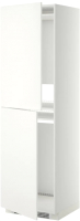 Шкаф-пенал под холодильник Ikea Метод 092.263.11 -