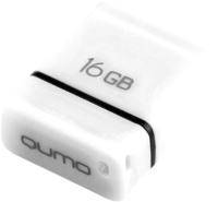 Usb flash накопитель Qumo Nano 16GB White / QM16GUD-NANO-W -