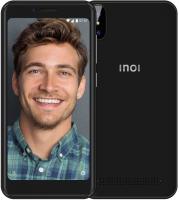 Смартфон Inoi 3 Lite с чехлом (черный) -