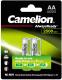 Комплект аккумуляторов Camelion AA-2500-BP2 NH Always Ready (2шт) -