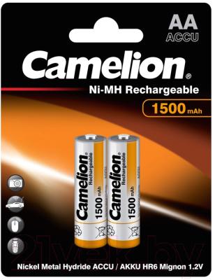 Комплект аккумуляторов Camelion NH-AA1500BP2