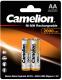 Комплект аккумуляторов Camelion NH-AA2000BP2 (2шт) -