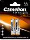 Комплект аккумуляторов Camelion NH-AA2500BP2 (2шт) -