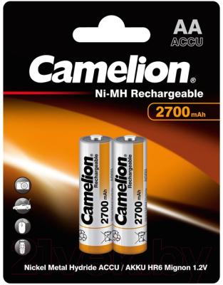 Комплект аккумуляторов Camelion NH-AA2700BP2