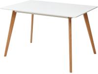 Обеденный стол Дамавер Abele 120 / DT05WHITE -