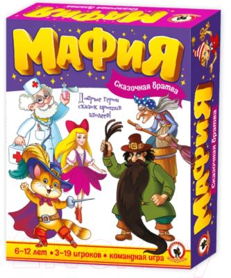 Настольная игра Русский стиль Мафия. Сказочная братва / 03724