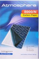 Бумага копировальная No Brand Atmosphere 8000/N (100л, синий) -