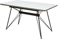 Обеденный стол Дамавер Complex 140 / HRDT780WHT -