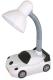 Настольная лампа Camelion KD-383 C01 / 12609 (белый) -