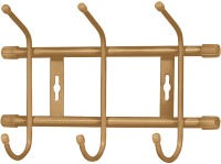 Вешалка для одежды Ника ВН3 (золото) -