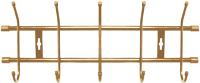 Вешалка для одежды Ника ВН5 (золото) -