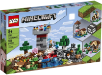 Конструктор Lego Minecraft Набор для творчества 3.0 / 21161 -