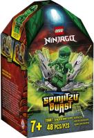 Конструктор Lego Шквал Кружитцу - Ллойд 70687 -