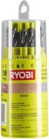 Набор сверл Ryobi RAK18DMIX (5132004669) -