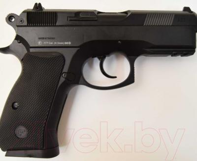 Пистолет пневматический ASG CZ 75D Compact калибр 4.5мм