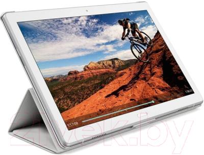 "Чехол для планшета Lenovo Tab P10 10"" Folio Case and Film / ZG38C02-586 (белый)"