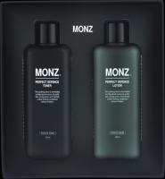 Набор косметики для лица Esthetic House Monz Perfect Defence Set мужской тонер+лосьон (235мл+235мл) -