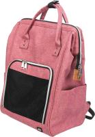 Рюкзак-переноска Trixie Ava 28846 (красный) -
