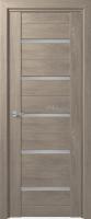 Дверь межкомнатная Юркас Deform D11 ДО 90x200 (дуб шале седой/мателюкс) -