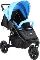 Детская прогулочная коляска Valco Baby Tri Mode X (Powder Blue) -