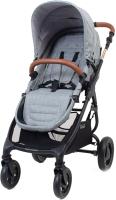 Детская прогулочная коляска Valco Baby Snap 4 Ultra Trend (Grey Marle) -