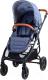 Детская прогулочная коляска Valco Baby Snap 4 Ultra Trend (Denim) -