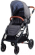 Детская прогулочная коляска Valco Baby Snap 4 Ultra Trend (Charcoal) -