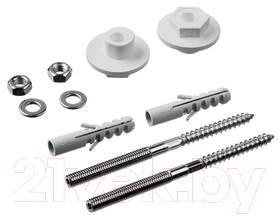 Монтажный комплект для сантехники, 2 шт. Sanita Luxe КУ-2 0030107
