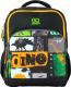 Школьный рюкзак Kite GoPack Dino / 20-113-7-M GO -
