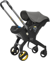 Детская прогулочная коляска Simple Parenting Doona с автокреслом (Grey Hound) -