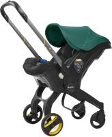 Детская прогулочная коляска Simple Parenting Doona с автокреслом (Racing Green) -