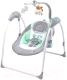 Качели для новорожденных Caretero Loop (графитовый) -
