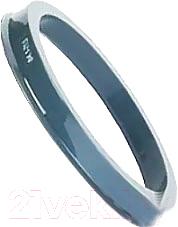 Центровочное кольцо No Brand 76.1x72.6