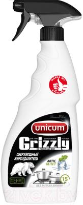 Чистящее средство для кухни Unicum Жироудалитель Гризли Спрей