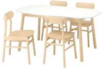 Обеденная группа Ikea Ведбу/Реннинге 593.068.81 -