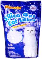 Наполнитель для туалета Elegant Cat Морской Бриз (7.6л) -