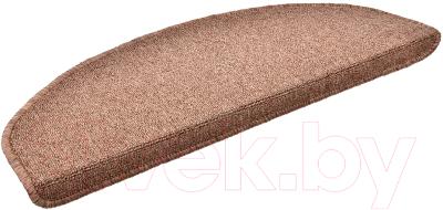 Коврик грязезащитный VORTEX 25x65 / 27001 коврик грязезащитный резиновый лапша vortex черно серый полосы 22408 40х60 см