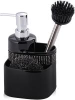 Дозатор моющего средства с губкой Home and You 50976-CZA-DOZ -