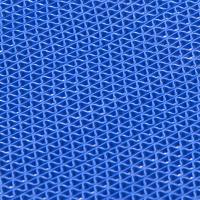 Ковровая дорожка VORTEX Zig-Zag 90x1000 / 22158 (голубой) -