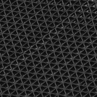 Ковровая дорожка VORTEX Zig-Zag 90x1000 / 22161 (черный) -
