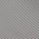 Ковровая дорожка VORTEX Полоска 90x1000 / 22164 (серый) -