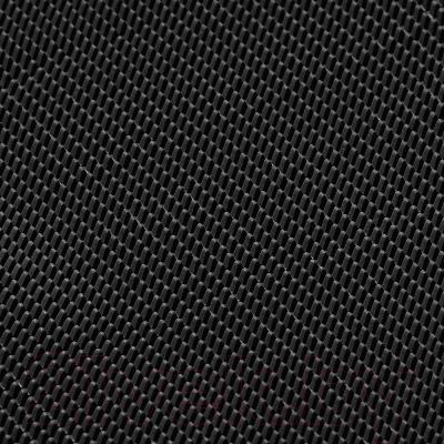 Ковровая дорожка VORTEX Игольчатая 90x1000 / 22510 (черный)