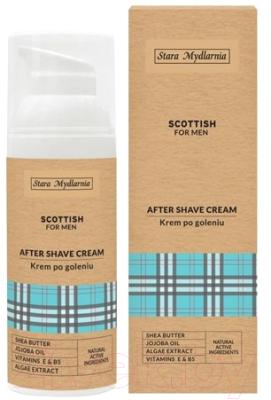Крем после бритья Stara Mydlarnia For Men Scottish (50мл)