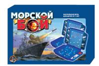 Настольная игра Десятое королевство Морской бой / 00992 -