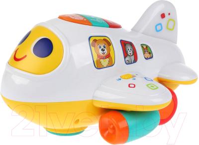 Развивающая игрушка Умка Интерактивный самолет / B1494692-R