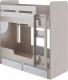 Двухъярусная кровать Rinner Остин М25 -